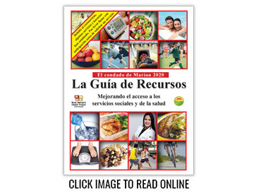 Marion Resource Guide in Spanish