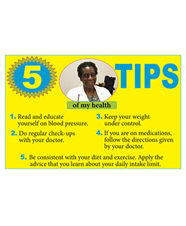 5 Tips Image